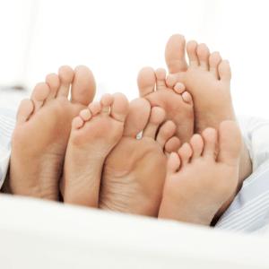 Ноги-педикюр