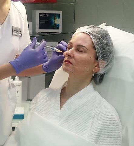 Методы коррекции возрастных изменений кожи