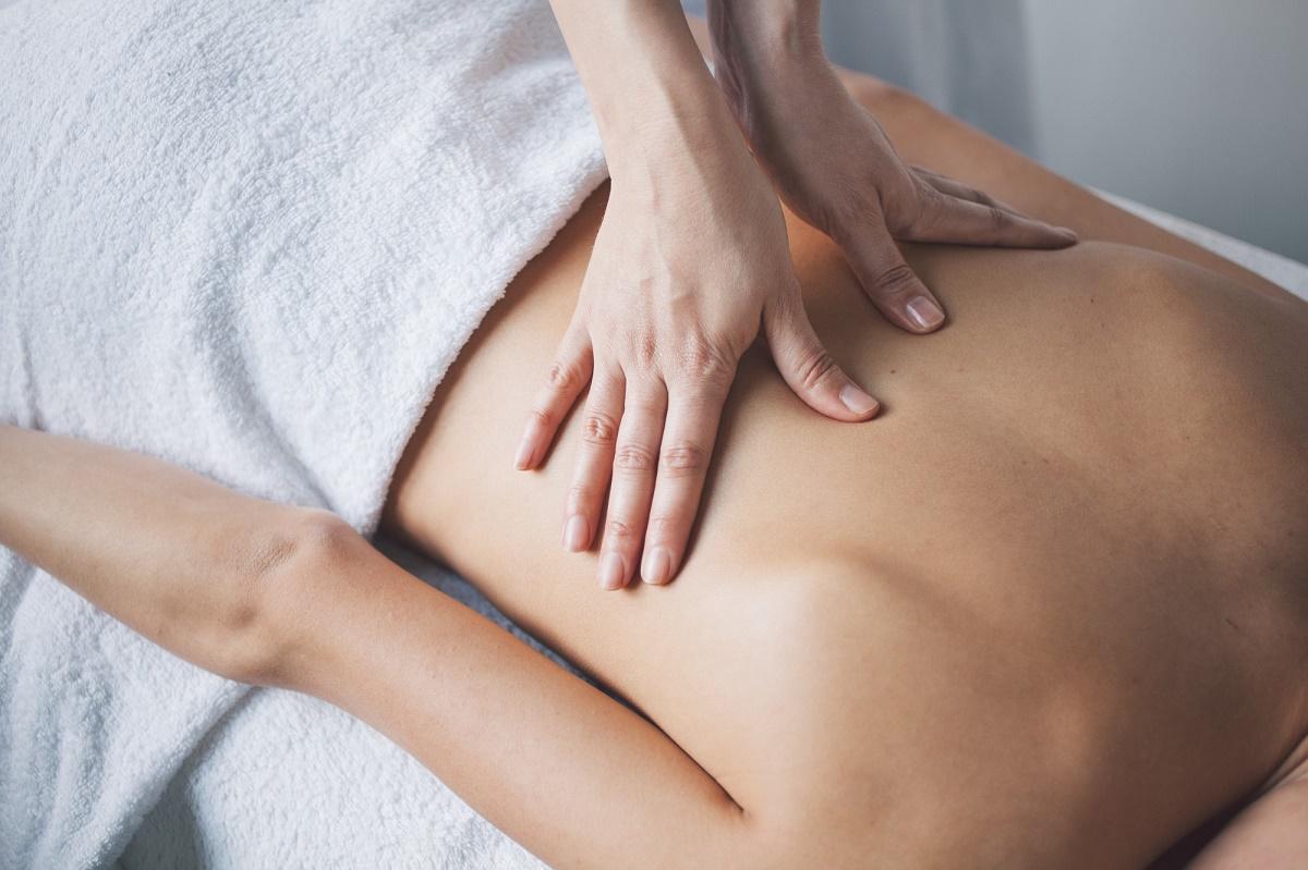 Целебный медицинский массаж