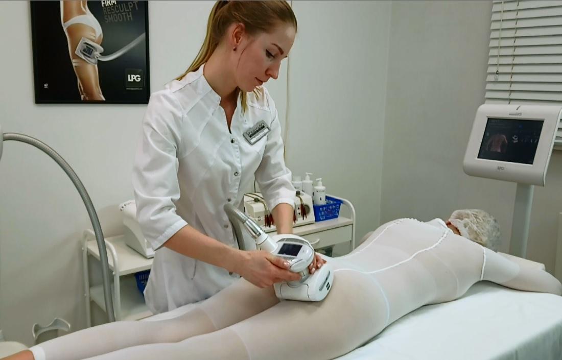 процедура LPG массажа