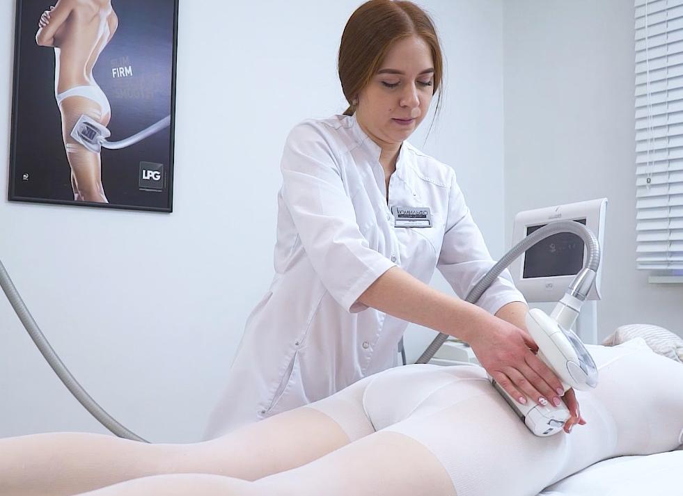 аппаратные методы лечения целлюлита