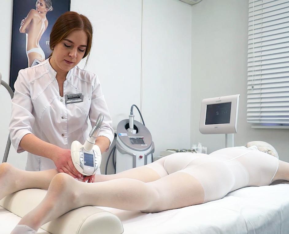 LPG - лимфодренаж ног