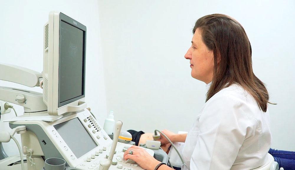 УЗИ - ультразвуковые исследования органов